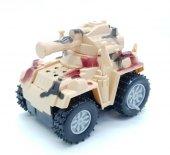 Takla Atan 4x4 Tank - 44009-KAHVERENGİ