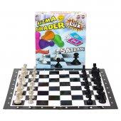 Kızma Birader ve Satranç Oyun Seti