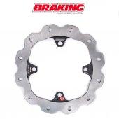Braking WF7523 Dalgalı Motosiklet Arka Fren Diski
