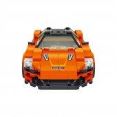 Yukka Yarış Arabası 267 Parça Hız Şampiyonu Serisi Araba Yapı Oyuncak