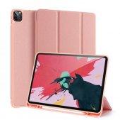 Yukka iPad Pro 11 2020 Pembe Akıllı Kapak Kılıf