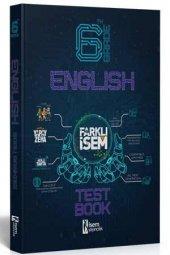 İsem 2021 6. Sınıf Farklı İsem İngilizce Soru Bankası İsem Yayıncılık