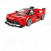 Yukka Spor Kırmızı Oyuncak Araba