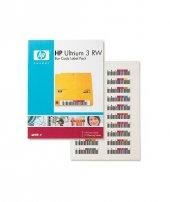 HPE Q2007A LTO3 Bakod Etiketi 100lü Paket
