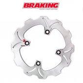 Braking HO50FID Dalgalı Motosiklet Fren Diski