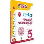 Damla Yayınları 5. Sınıf Türkçe Pisa Yeni Nesil Soru Bankası