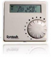 Syntech kablolu Programlanabilir Oda Termostatı SYN 177 dijital