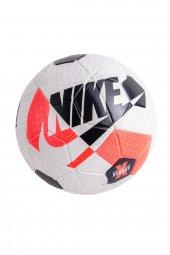Nike Airlock Futbol Antrenman Topu Beyaz/Siyah/Açık Kırmızı (SC3972-100)