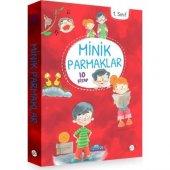 Minik Parmaklar 1. Sınıf (10 Kitap) - Kukla Yayınları