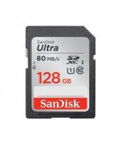 SanDisk Ultra 128GB SDXC  Memory Card 100MB/s