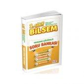 Editör Yayınları 1. Sınıf Bilsem Tamamı Çözümlü Soru Bankası