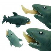 Sıkmalı Köpek Balığı Stres Oyuncak