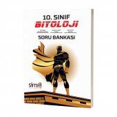 Simya Yayınları 10. Sınıf Biyoloji Soru Bankası Kitabı