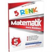 5 Renk Yayınları 5. Sınıf Matematik Soru Bankası