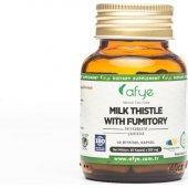 Afye Milk Thistle with Fumitory 60 kapsül