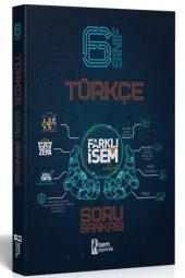 İsem 2021 6. Sınıf Farklı İsem Türkçe Soru Bankası İsem Yayıncılık