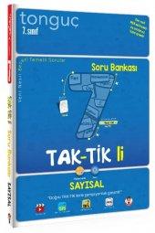 Tonguç Akademi 7. Sınıf Sayısal Taktikli Soru Bankası