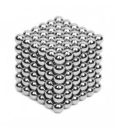 Neodyum Mıknatıs Neocube Küp 5mm Stres Bilye