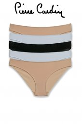 Pierre Cardin 2050 Bayan NoShow Bikini Külot 5li Paket