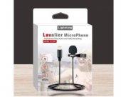 Lavelier lightning yaka mikrofonu yüksek kalite