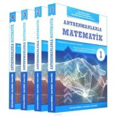 Antrenmanlarla Matematik Kitap Seti 1-2-3-4 Soru Bankası