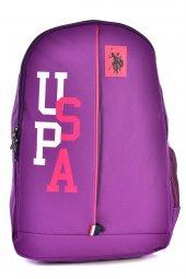 U.S. Polo Assn. 9309 Okul Sırt Çantası Mor