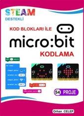 Kod Blokları ile Microbit Kodlama 54 Proje