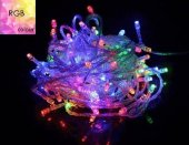 Pazariz  100 Ledli 8 Fonksiyonlu Dekor Lambası (10m RGB)