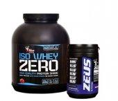 ZEUS NUTRITION ISO ZERO 2300 GR-Zeus Nutrition Glutamine 500 Gr