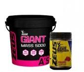 ZEUS NUTRITION GIANT MASS 5000 GR-Zeus Nutrition Creatine 500 Gr