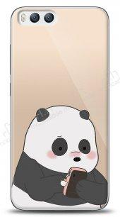 Xiaomi Mi 6 Confused Panda Kılıf