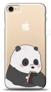 iPhone 8 Confused Panda Kılıf