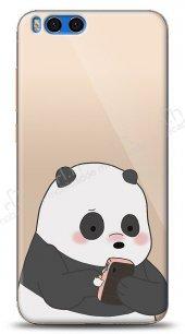 Xiaomi Mi Note 3 Confused Panda Kılıf