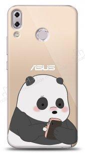 Asus ZenFone 5 ZE620KL Confused Panda Kılıf