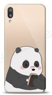 Huawei Y6 2019 Confused Panda Kılıf