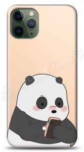 iPhone 11 Pro Confused Panda Kılıf