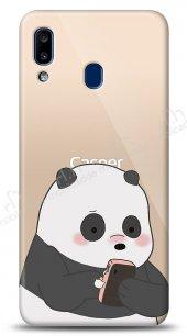 Casper Via E3 Confused Panda Kılıf