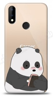 Casper Via S Confused Panda Kılıf