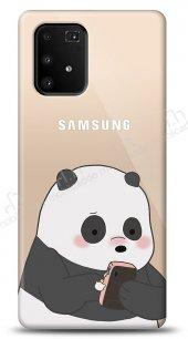 Samsung Galaxy S10 Lite Confused Panda Kılıf