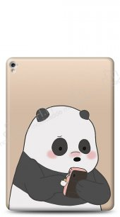 iPad Pro 12.9 2017 Confused Panda Kılıf