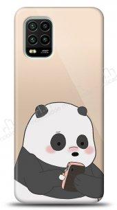 Xiaomi Mi 10 Lite Confused Panda Kılıf