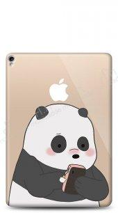 Apple iPad Pro 10.5 Confused Panda Kılıf