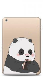 iPad 4 Confused Panda Kılıf