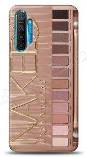 Realme 6 Pro Makeup Palette Bronze Kılıf