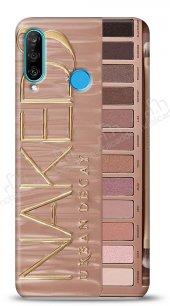 Huawei P30 Lite Makeup Palette Bronze Kılıf