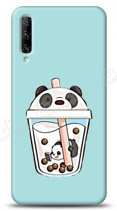 Huawei P Smart Pro 2019 Bubble Milk Kılıf