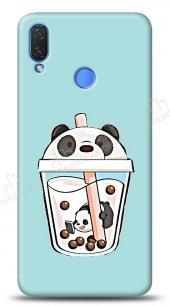 Huawei P Smart 2019 Bubble Milk Kılıf
