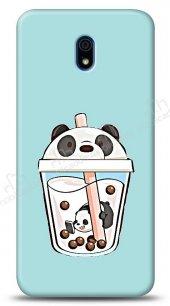 Xiaomi Redmi 8A Bubble Milk Kılıf
