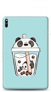 Huawei MatePad 10.4 Bubble Milk Kılıf