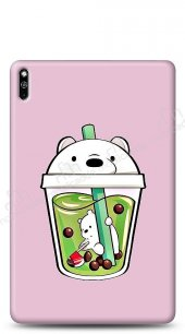 Huawei MatePad 10.4 Bubble Matcha Kılıf